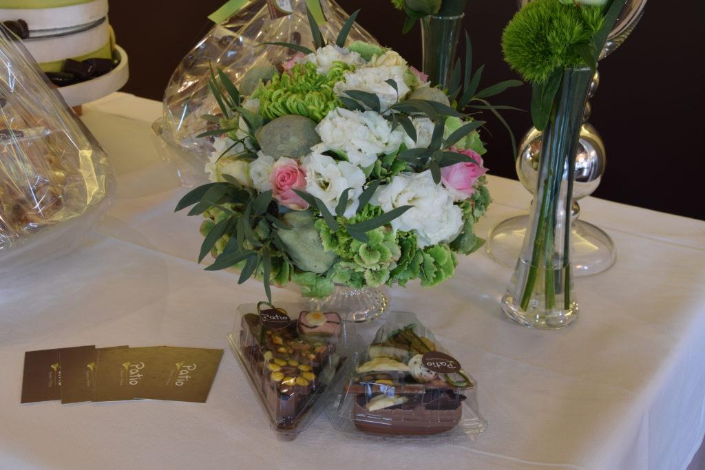 bloemen-pralines